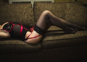 Yrene live escort in French Valley
